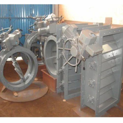 Motorized Dampers Manufacturer From Kolkata