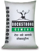 Rock Strong PPC Cement, 50 Kg