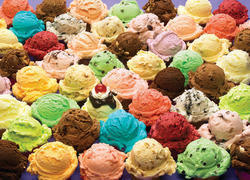 Flavored Ice Cream Raw Material