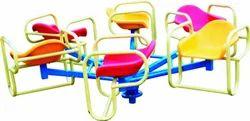 Merry Go Round 6 Seat Playground Equipment