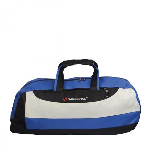 76f7f7985d8c Jock 31l Black And Royal Blue Gym Bag