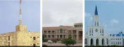 Institutional Campus Construction Service