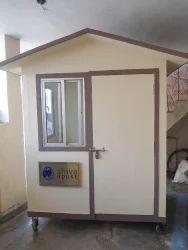 Prefab Guard Cabin