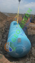 Geo Green Frp Underground Water Storage Tanks, Capacity: 1000 L To 50000 L