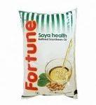 Fortune Soya Health Refined Soya bean Oil (1 ltr)