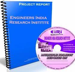 Project Report of Hollow Spun Concrete Pole