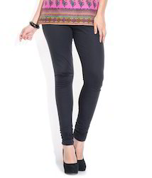 Ladies Black Leggings