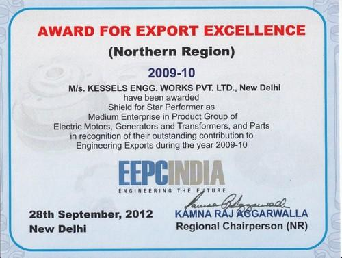 Kessels Engineering Works Pvt Ltd - Manufacturer from India | About Us