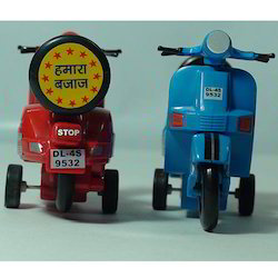 Chetak Toy Scooter