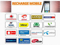 Mobile Recharge Services in Salem