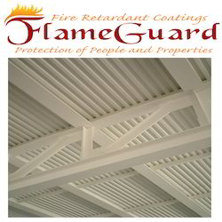 FlameGuard SSP - Top Coat Fire Resistant Paint -, Packaging Size: 1 Kg