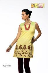 Designer Printed Fashion Kurti Tunic