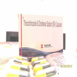 Thiocolchicoside And Diclofenac Sodium Capsules