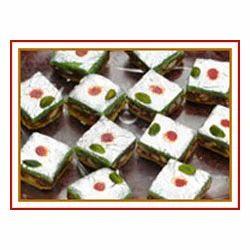 Kaju Tiranga Sweets