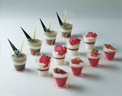 PS 9 80ML Mousse Cups