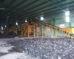 Compost Handling System