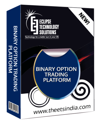 Software for binary option trading
