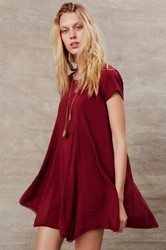 Rico Red Cocktail Dress