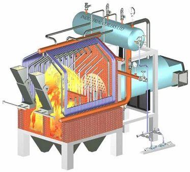 The Power Generation High Pressure Bagasse Boiler - Industrial ...