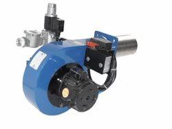 Blue Industrial Gas Burner - GM 10