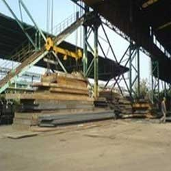 Secondary Defective Steel Slab