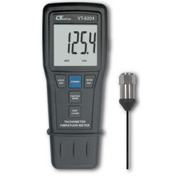 Lutron VT-8204 3 In 1 Vibration Tachometer