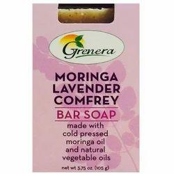 Moringa Lavender Soap, Packaging Size: 105 g