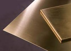 Naval Brass Sheet and Plate