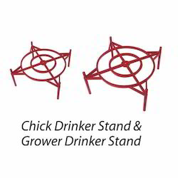 Poultry Grower Drinker Stand