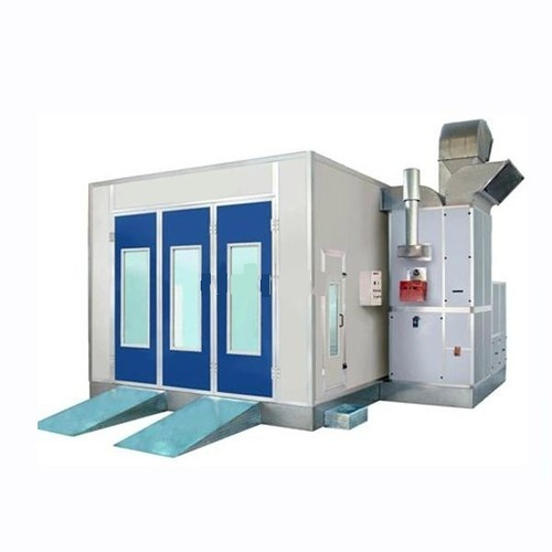 Spray Booth At Best Price In India