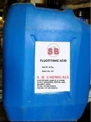 Hexafluorotitanic Acid