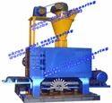 High Pressure Bbq Charcoal Briquette Machine