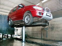 PENTA Car Washing Lift