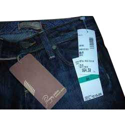 jeans tags manufacturers suppliers traders