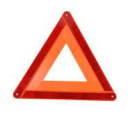 Metro Road Signs Triangle