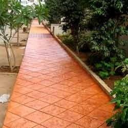 Stamped Concrete Paving