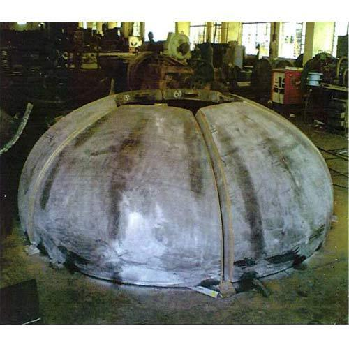Semi Ellipsoidal Tank Dish End