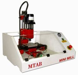 Table Top: Mini CNC Mill, Cnc And Manufacturing Hardware | Sector C