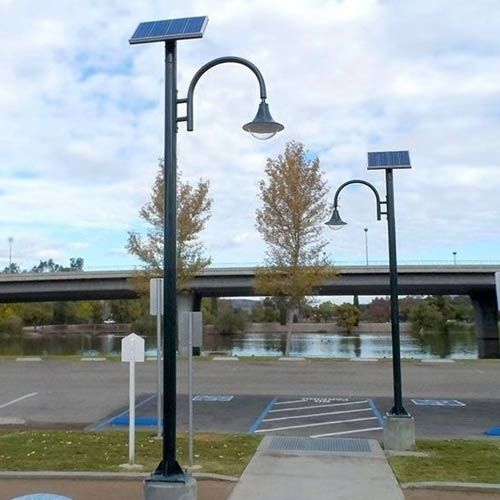 Decorative Solar Street Light