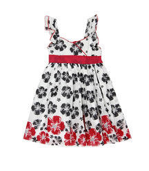 Cotton Jersy Baby Girls Dress