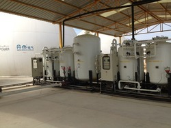 MPSA Biogas Purification Plant