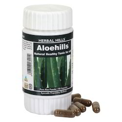 Aloehills - 60 Capsules for Healthy Digestion
