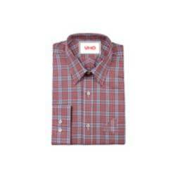 Red Check Formal Shirt