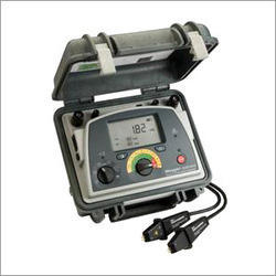 Digital Low Resistance Ohm Meter