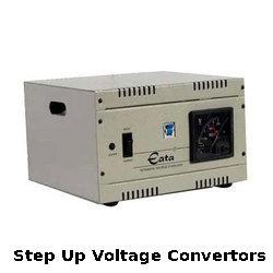Step Up Voltage Converters