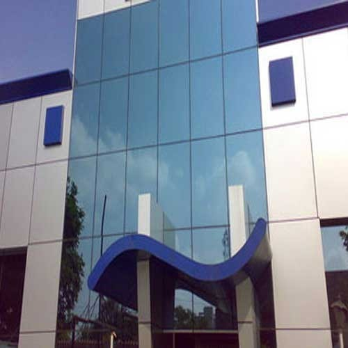 Acp Cladding Design At Rs 50000 Piece Wall Cladding