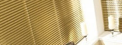Jini Gold Vertical Blinds