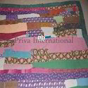 Old Saree Patch Kantha Throw