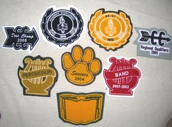 Academic Patches
