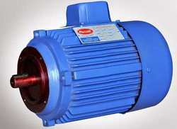 Three Phase Face Mounted TEFC Motor, Power: 5 hp